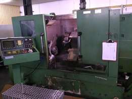 Leadwell CNC lathe for sale