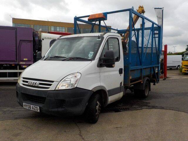 Iveco DAILY 35C12 - 2008