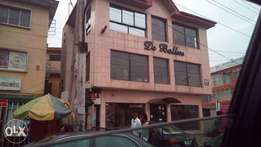 2 Storey building for sale in Lagos for (commercial purpose)