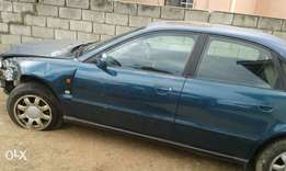 Audi for sale as is