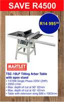 Table Saw - New HOT Special