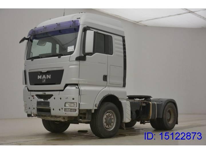 MAN TGX 18.480 XLX - 4x4 - 2011