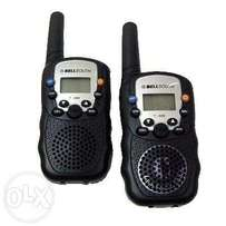 Set of 2 Walkie Talkies - 2 Way Radio Set at R400 per set for sale  Durban