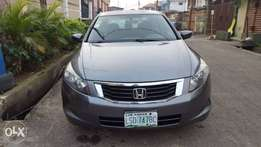 My super clean Honda 08 discussion continue Reg urgently for sale