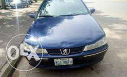 Peugeot 406 (2004 Model) limited for sale in Abuja