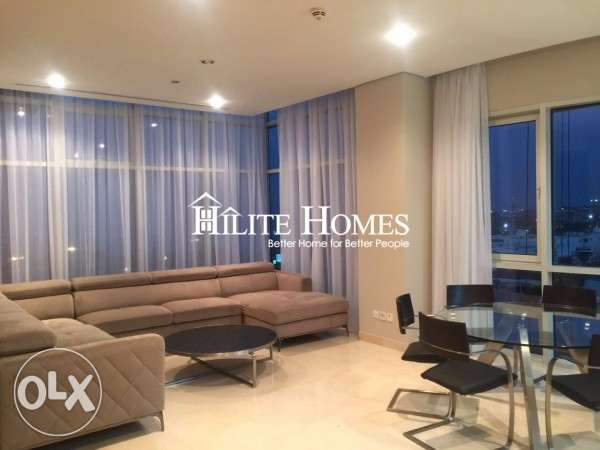 Furnished three bedroom apartment,Rent starting from KD 1300