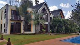 Ambassadorial house for sale in Runda