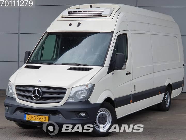 Mercedes-Benz Sprinter 316 CDI 160pk 7-G Tronic Koelwagen 220V Dag/Nach... - 2014