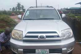 Clean registered Toyota 4runer for sale or swap wit nice car