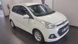2015 Hyundai Grand I10 with 54 000km