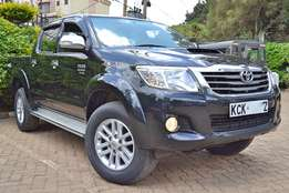 Toyota Hilux D-Cab for sale!