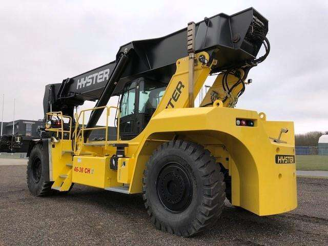 Hyster Rs46 36ch - 2017