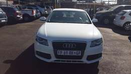 2011 White Audi A4 1,8T for sale