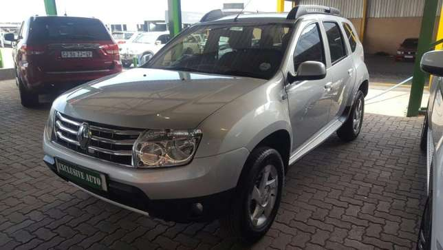 2014 RENAULT DUSTER 1.5 DCI Dynamic 40000KM R189900 Moot - image 1