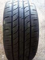 New quality tyres size 275/50/R20.