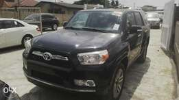 2010 Toyota 4Runner Limited.