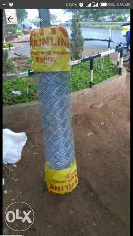Galvanized Chainlink , we deliver to your shop or premises Nairobi CBD - image 1