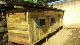 Exclusive spacious kennel or chicken house negotiable