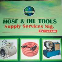 Hoses and oil tools