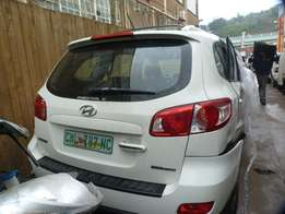 Sante fe Automatic Gearbox for sale