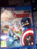 Lego avengers for PlayStation 4