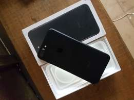 Iphone7 plus 32gb matte black Yankee used for sell