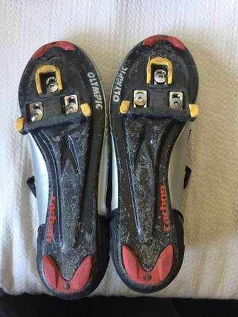 Road bicycle Shoes (Size 11) Bergshoop - image 2