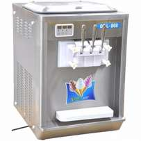 3 flavour table model ice cream machines
