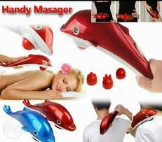 Dolphin Massager Device