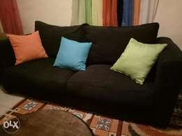 Quick!!! Quick!! Sale 3seater couch.