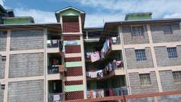 Flat for sale in kiambu with income of 350,000 asking ksh 40m.