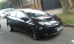 2009 ford fiesta 1.4 for sale