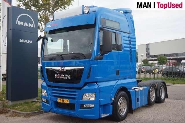 MAN TGX 26.460 6X2/4 BLS