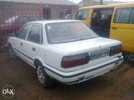 big spceal today only toyota 1,3 for 16500