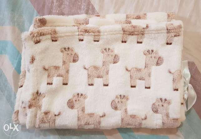Baby blanket and swaddle