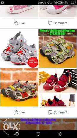 Kids clothes, shoes, other utilities Nyayo - image 2