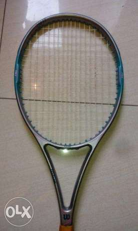 Tennis rackets head - wilson - dunlop read descriptions