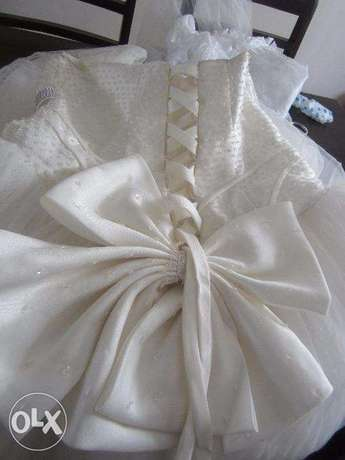 WEDDING GOWN - IMPORTED & Shoes & Accessories - Used once Nairobi CBD - image 2