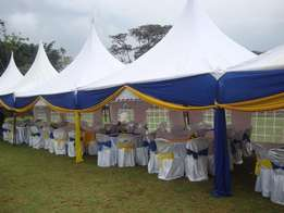 Event Tents and Tables for Sell