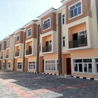 4 bedroom terrace duplex with bq