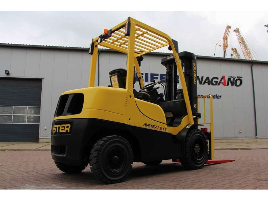 Hyster H3.0XT - 2017 - image 2