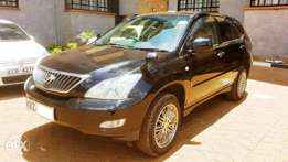 Toyota Harrier, 240G L Package, Black, Leather, Sunroof, Quick Sale!