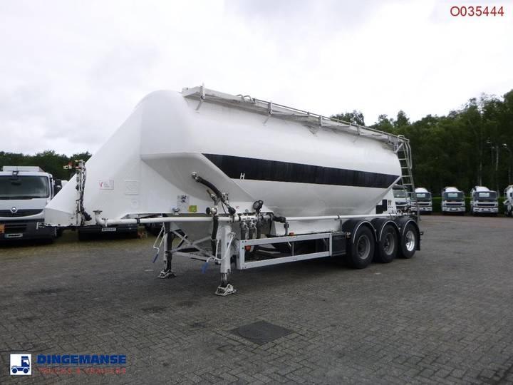 Feldbinder Bulk tank alu 40 m3 / 1 comp - 2007