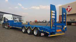 2017 New Paramount 42 ton Lowbed
