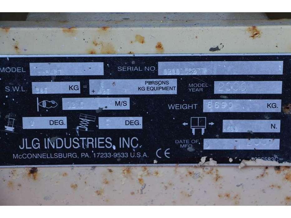 JLG 3394RT - 2006 - image 6