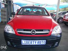 Opel Corsa Bakkie 1.4 2009 Manual Gear 106,000 km