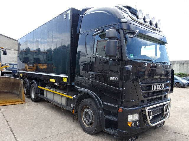 Iveco AS260 S45 EEV - 2012