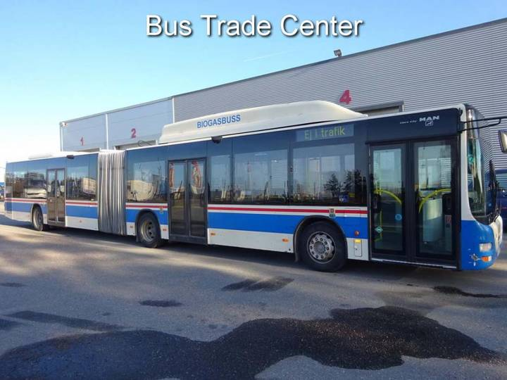 MAN Lion's City A23 Cng Eev / 3 Units Available - 2008