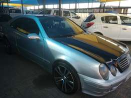 clk 320 mercedes benz