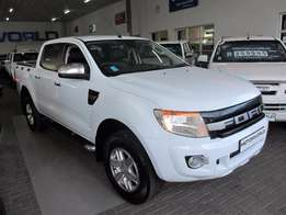 2014 Ford Ranger 3.2 TDCi XLT HR D/Cab AT for sale!
